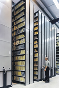 High Rise Document Storage