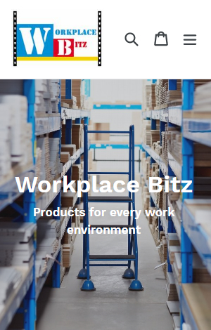 Workplace Bitz from Storage Bitz - click to view our new on-line store